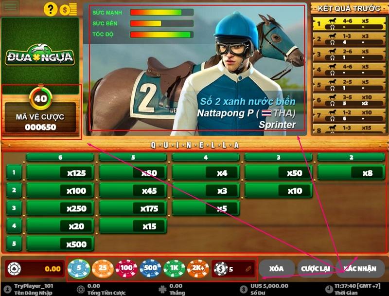 giới thiệu game đua ngựa miễn phí