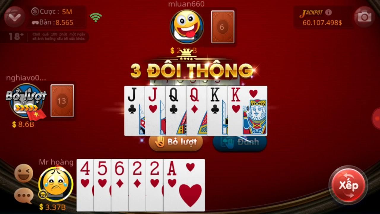 Làm sao để đánh bài nhanh thắng?