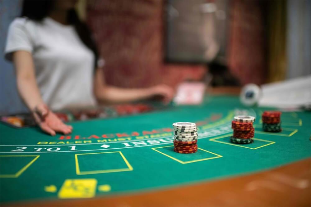 Một số lưu ý khi chơi blackjack
